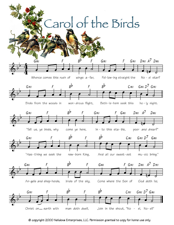 Piano Sheet Music Have Yourself A Merry Little Christmas